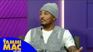 Anthony Lewis Discusses His Musical Background & Influences - The Tammi Mac Late Show YouTube Videos