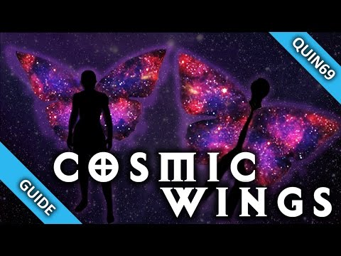 D3: How to get Cosmic Wings [Patch 2.4.1]