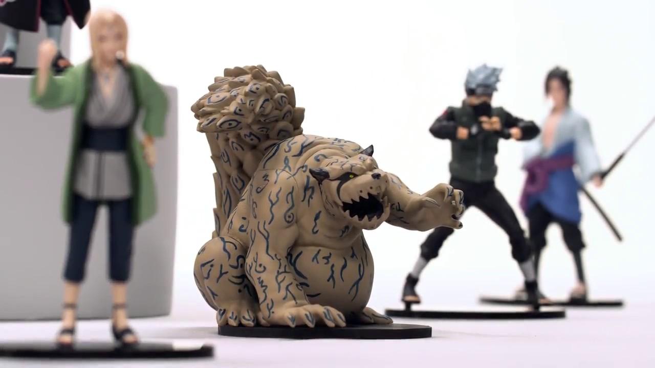 Naruto shippuden figuras de cole o youtube for Coleccion figuras naruto altaya