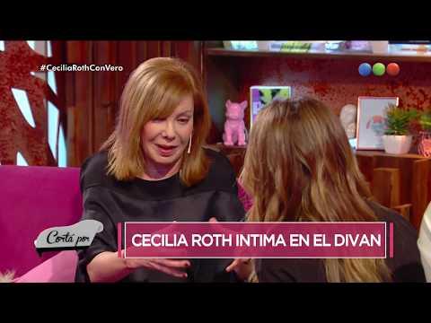 Cecilia Roth y su relación con Fito Páez  Cortá por Lozano