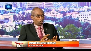 Political Historian Says Emergence Of CUPP Not A New Trend |Sunrise Daily|