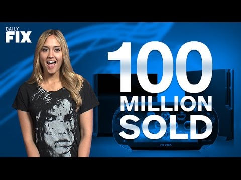 100 Million PlayStation's Sold & Xbox Plans - IGN Daily Fix