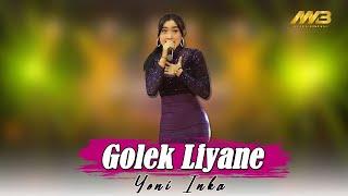 Download YENI INKA - GOLEK LIYANE (Official Music Video) Lungamu ninggal kenangan