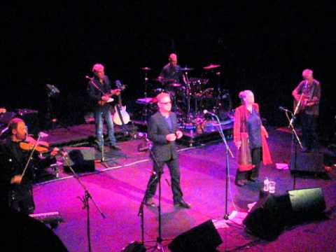 Oysterband with June Tabor - Son David, Buxton 02 May 2015