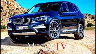 SUV : THE ALL NEW 2018 BMW X3 (G01) Drive30d xLine l EXTERIOR l INTERIOR l BEAUTY SHOTS