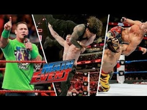 Download WWE MAIN EVENT highlights 29 th March 2018 HD