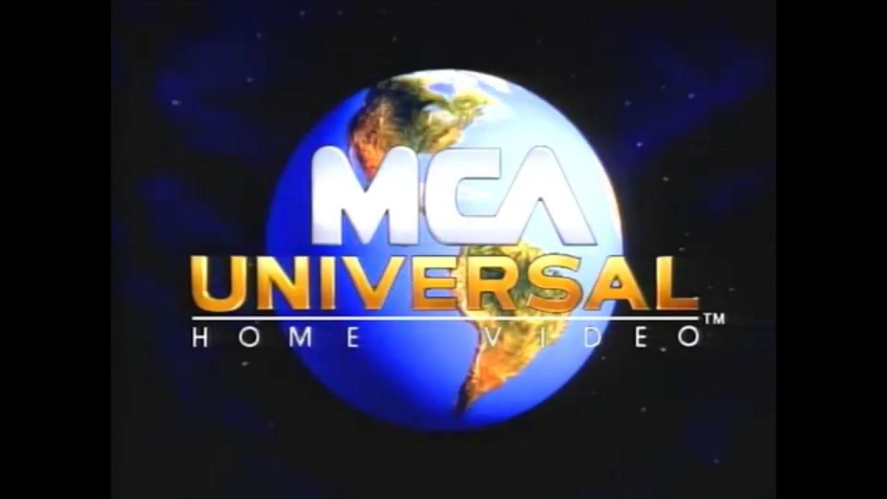 Mca Universal Home Video 1990 1998 Standard Version Youtube
