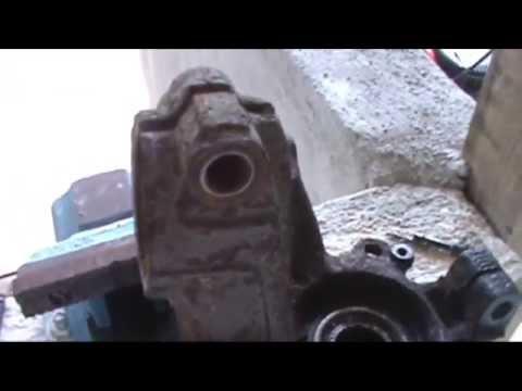 Wiel lager vervangen Ford Mondeo Diesel MK2 - PART 1