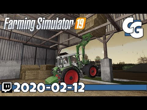 Logging and Other Shenanigans - Sussex Farms - Seasons - Farming Simulator 19 MP - VOD - 2020-02-12