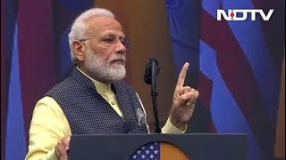 """""""Honoured To Introduce You To My Family"""": PM To Trump At 'Howdy, Modi!'"""