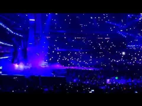 The Undertaker Entrance at WrestleMania 30