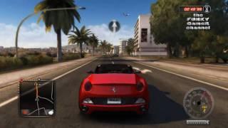 Speed racer - TDU2 PC Gameplay