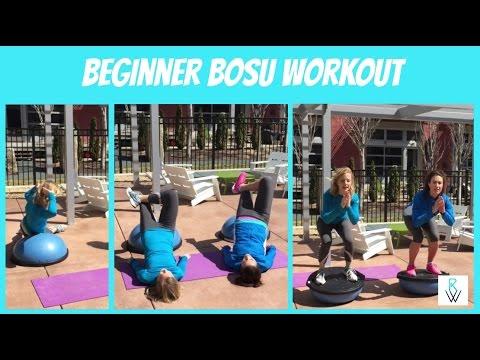 Beginner BOSU Workout
