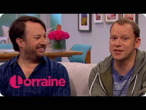 David Mitchell And Robert Webb On The Return Of Peep Show | Lorraine