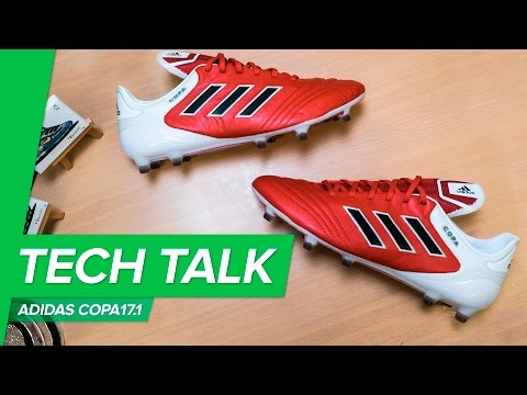 adidas Copa 17.1 Tech Talk | A modern update of the Copa Mundial
