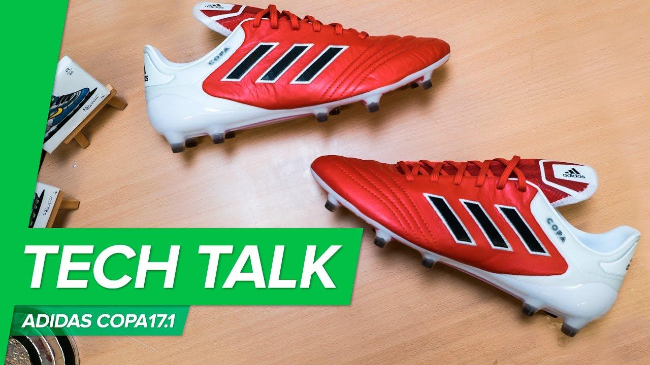 reputable site 917b0 8da03 adidas Copa 17.1 Tech Talk  A modern update of the Copa Mundial