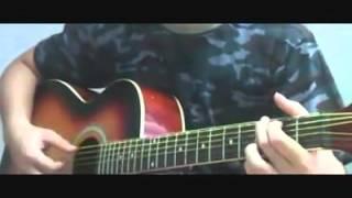 Guitar Giá Như có thể ôm ai và khóc- Mr Q