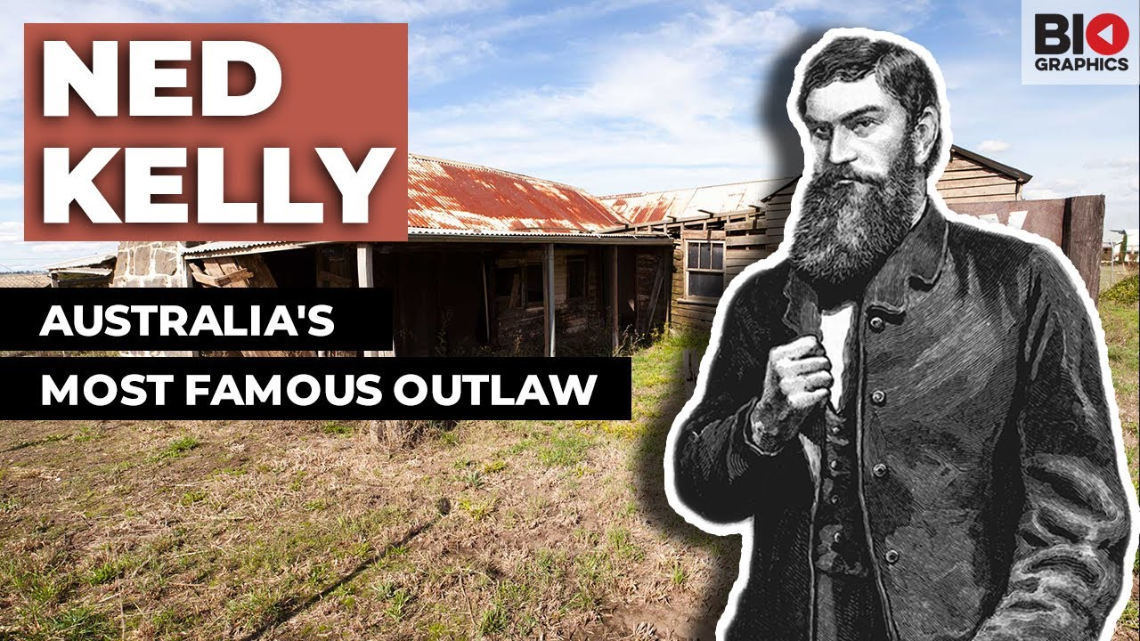 Ned Kelly: Australia's Most Famous Outlaw