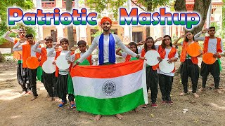 17 SONG PATRIOTIC MASHUP DANCE PREFORMATION 》INDEPENDENCE DAY SPECIAL