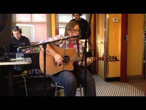 Kate Peterson Of Nervous But Excited-  Brand New Song Live At Zingermans.