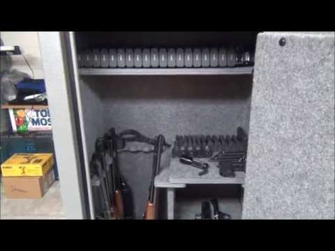 Winchester 24 Gun Safe - Pony 19 - Made In the USA