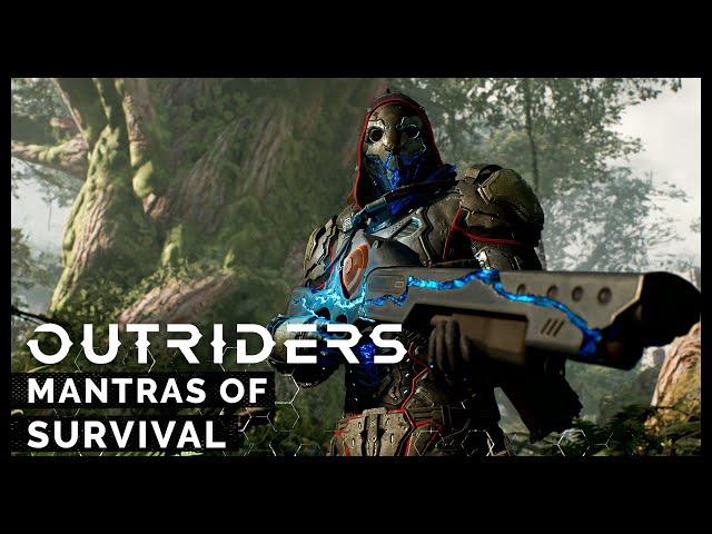Outriders (видео)