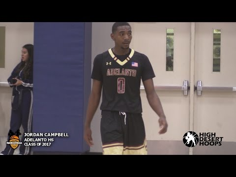 Oregon State Beavers men's basketball earns commitment from 3-star guard Jordan Campbell
