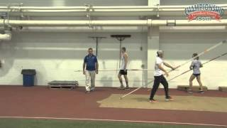 Progressions for Teaching and Coaching the Pole Vault