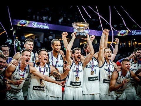 Eurobasket 2017 - It Ain't Me - Slovenia European Champions