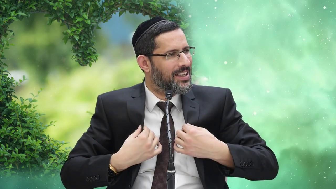 קצר וחזק: זוגיות ושלום בית - הרב יוסף חיים גבאי HD