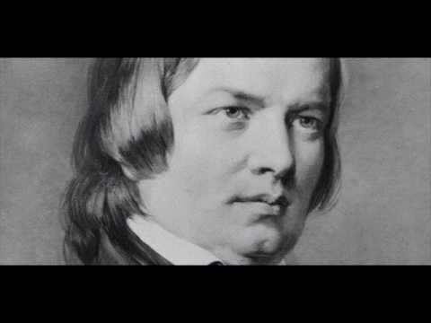 Schumann - Stanislas Niedzielski (1957) Etudes symphoniques op 13