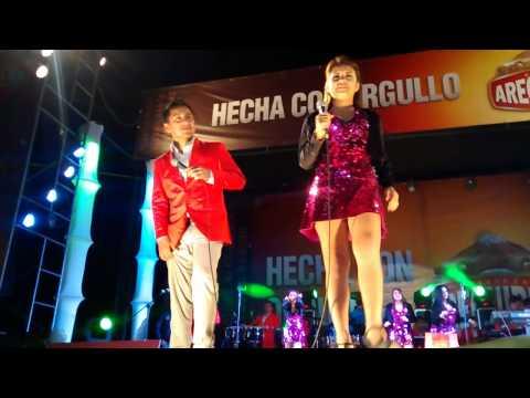 Amor Rebelde  -  CORAZÓN SERRANO En Tiabaya Arequipa