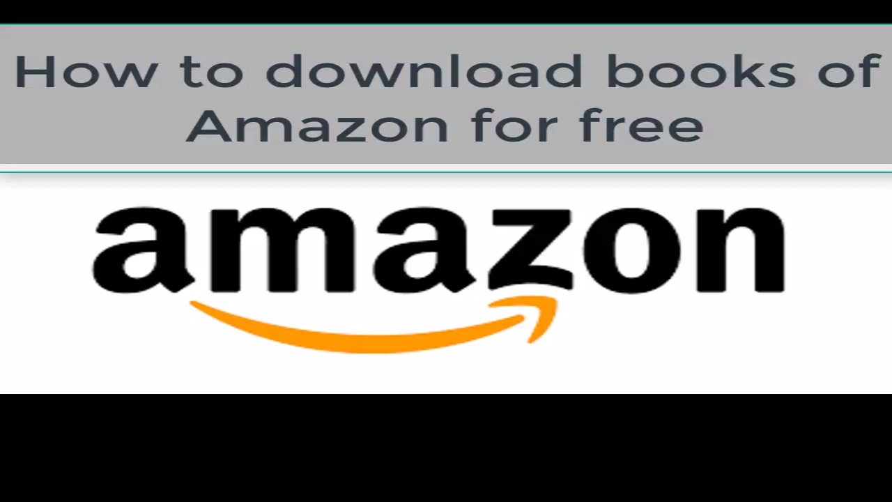 How to download paid books from Amazon for Free