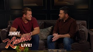 Jimmy Kimmel Teaches Virgin Bachelor Colton the Birds and the Bees