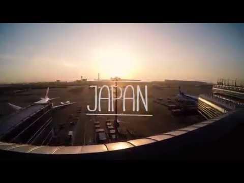 Go Pro Hero 4 Travel Vlog Japan : Tokyo and Mount Fuji