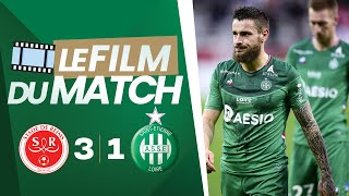 Reims 3-1 ASSE : le film du match