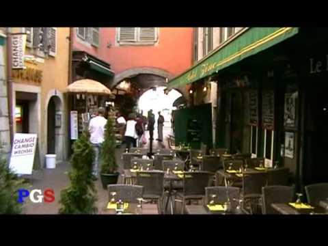 Анси / Annecy (Travel Video)
