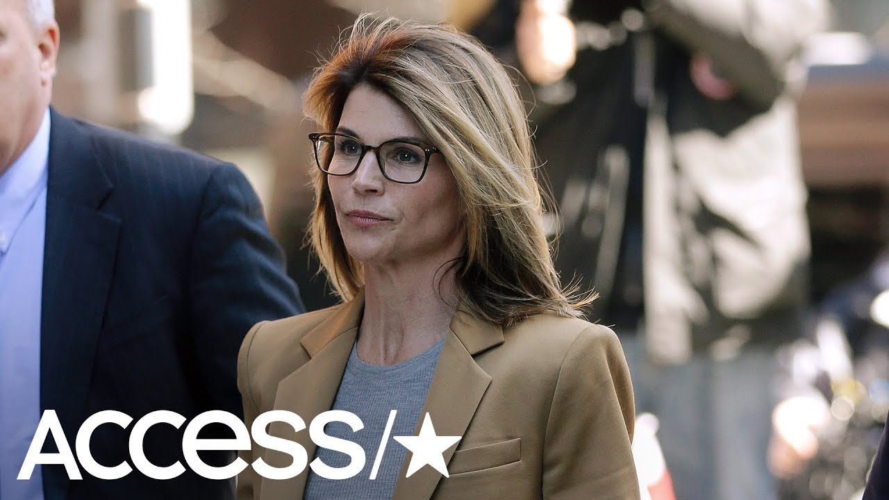 Lori Loughlin Reportedly Thinks She'll Be Able To Return To Acting In The Future | Access