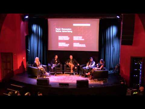 SHIFT Digital Media Conference: Native Advertising