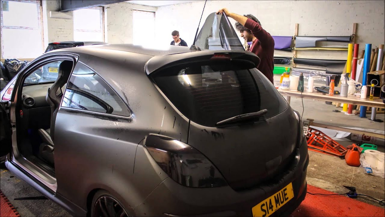 Corsa D 3dr Rear Window Tints Youtube