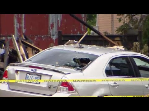 Woman charged in London home explosion