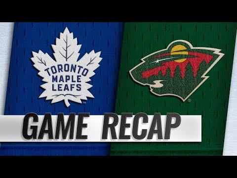 Hyman, Andersen lead Maple Leafs to 5-3 win