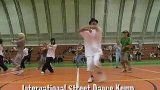 Intro to International Street Dance Kemp 2007