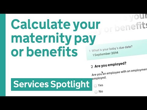 How to calculate your maternity pay in 30 seconds