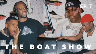 Studio Hopping w/ Tory Lanez, A$AP FERG & More | The Boat Show Ep.7