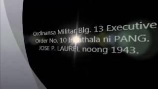 Kasaysayan Ng Wikang Filipino Sa Pa Hapones