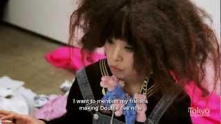 Shojono Tomo - Japanese Fashion Designer & Artist