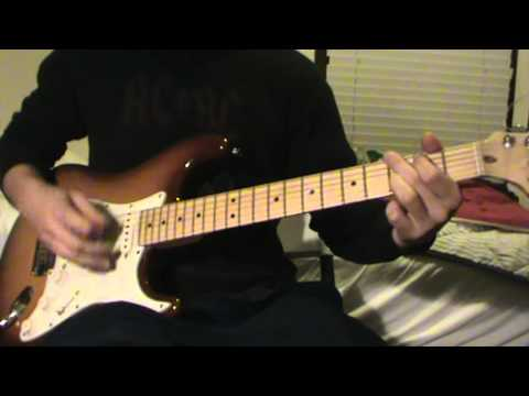 The Outsiders: Guitar Cover, Eric Church, Electric