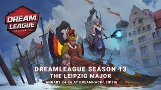 🔴LIVE: Invictus Gaming vs Evil Geniuses | DreamLeague Major Playoff | Caster SuperHieu - Tomy