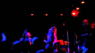 Tooling for Anus- The Meatmen @ Plan B 4/9/2011